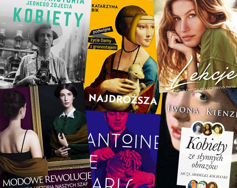 książki o modzie sztuce premiery jesień 2019