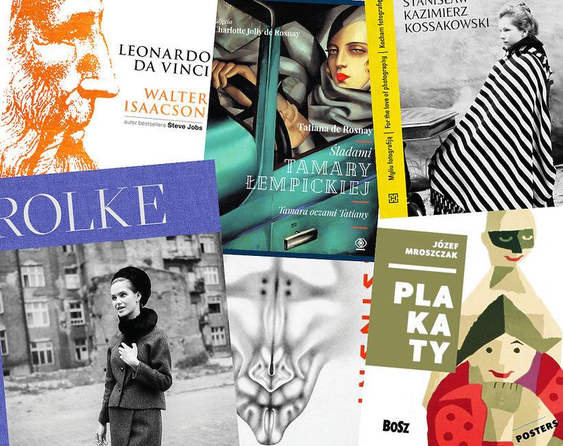 Książki o sztuce nowości wiosna lato 2019
