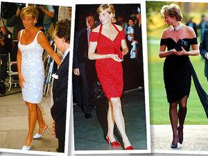 Księżna Diana ikona stylu