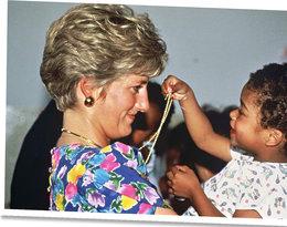 Księżna Diana jej styl