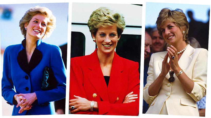 Księżna Diana jej styl - MAIN TOPIC