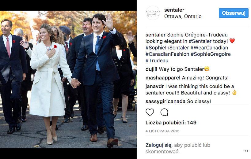 Księżna Kate i Meghan Markle w płaszczach tej samej marki  Sentaler