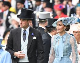 Księżna Kate i książę William w Ascot 2019