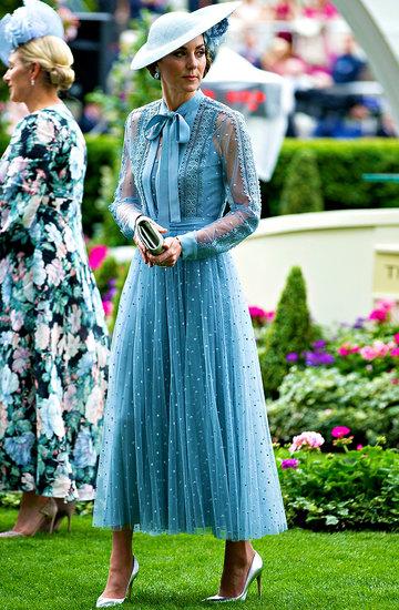 Księżna Kate w Ascot 2019