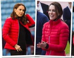 Efekt Kate działa nie tylko w przypadku sukienek. Ostatnio za sprawą księżnej Kate hitem stały się… puchówka i buty sportowe!