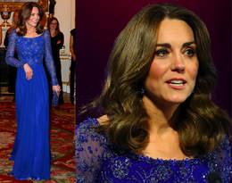 Księżna Kate dosłownie błyszczała na gali w Buckingham Palace!
