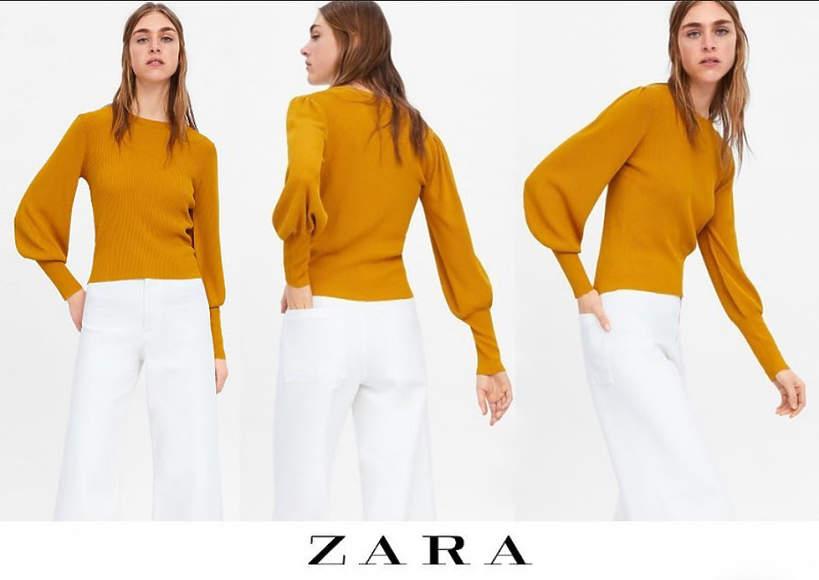 Księżna Kate w swetrze z Zary