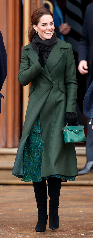 Księżna Kate zmienia styl, nowa stylistka