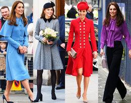 Kto stylizuje Księżną Kate? Jak ona to robi, że zawsze wygląda zjawiskowo!
