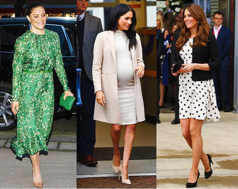 Księżniczki w ubraniach z sieciówek