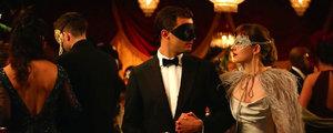 """To była najbardziej wymagająca scena z """"Ciemniejszej strony Greya"""". Efekt? Zupełnie magiczny!"""
