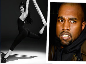 Kylie Jenner została twarzą marki Puma