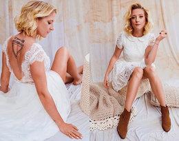 Lara Gessler zaprojektowała kolekcję sukni ślubnych!