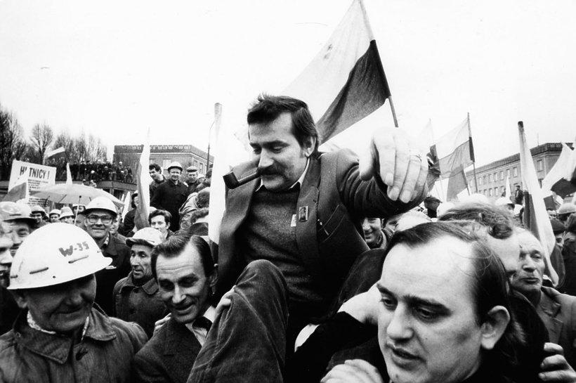 Lech Wałęsa, 1981 rok