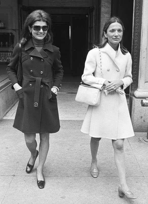 Lee Radziwiłł Jacqueline Kennedy Onassis