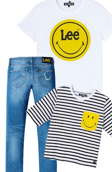 LEE & SMILEY wspólna kolekcja lato 2018