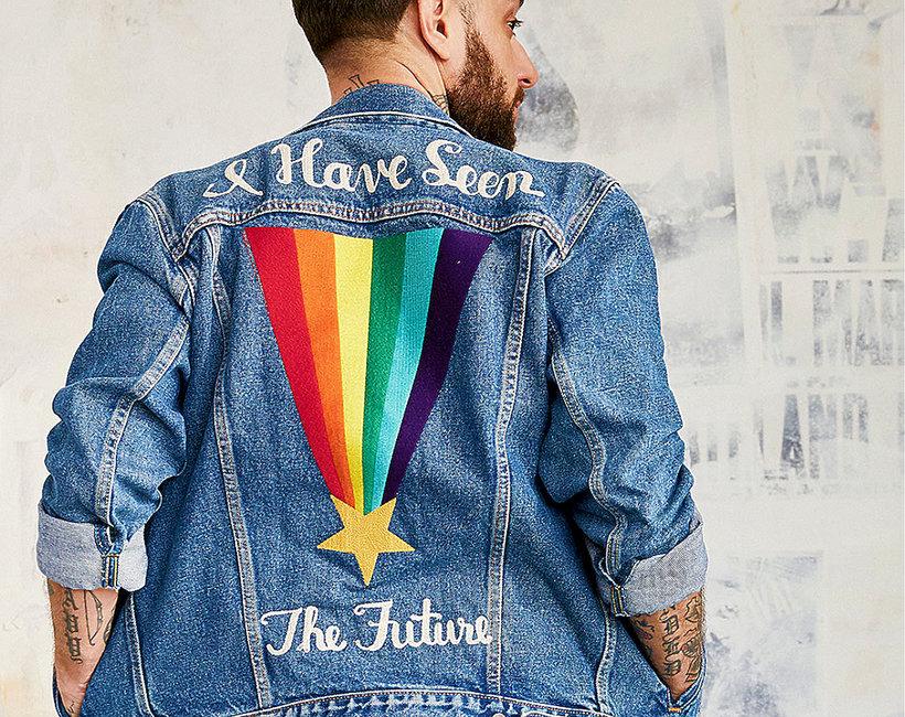 Levis nowa kolekcja Pride 2018