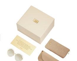 Limitowana edycja kultowych okularów  Carlina marki Chloé
