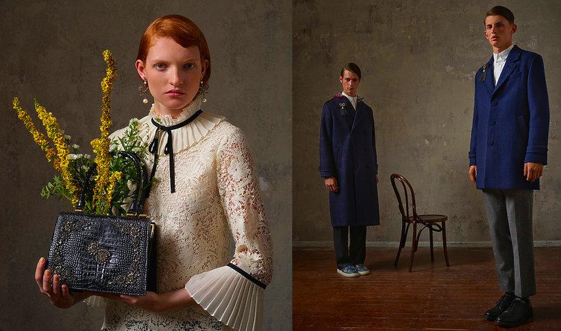 Lookbook kolekcji Erdem x H&M