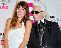 Co łączyło Lou Doillon i Karla Lagerfelda?