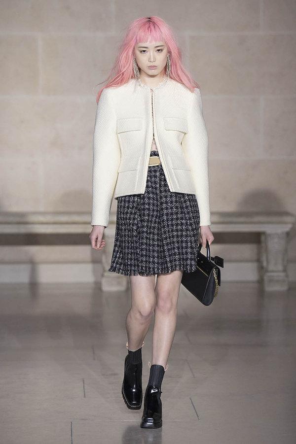 Louis Vuitton pokaz kolekcji na jesień i zimę 2017