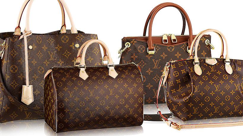 4c6151a5f2866 Jakie dzieło sztuki zostało zrobione z torebek Louis Vuitton! | Viva.pl