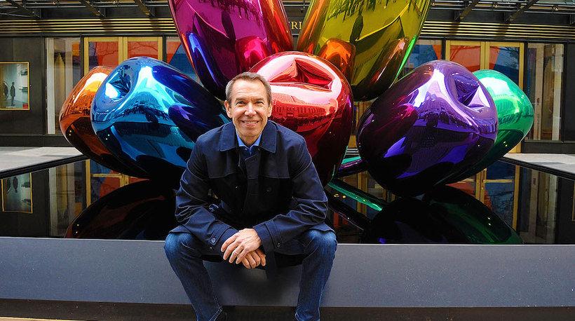Louis Vuitton x Jeff Koons kolekcja- MAIN TOPIC