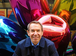 Louis Vuitton x Jeff Koons kolekcja- MAIN TOPIC