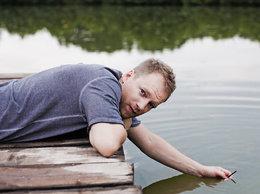 Maciej Stuhr w sesji dla Viva!