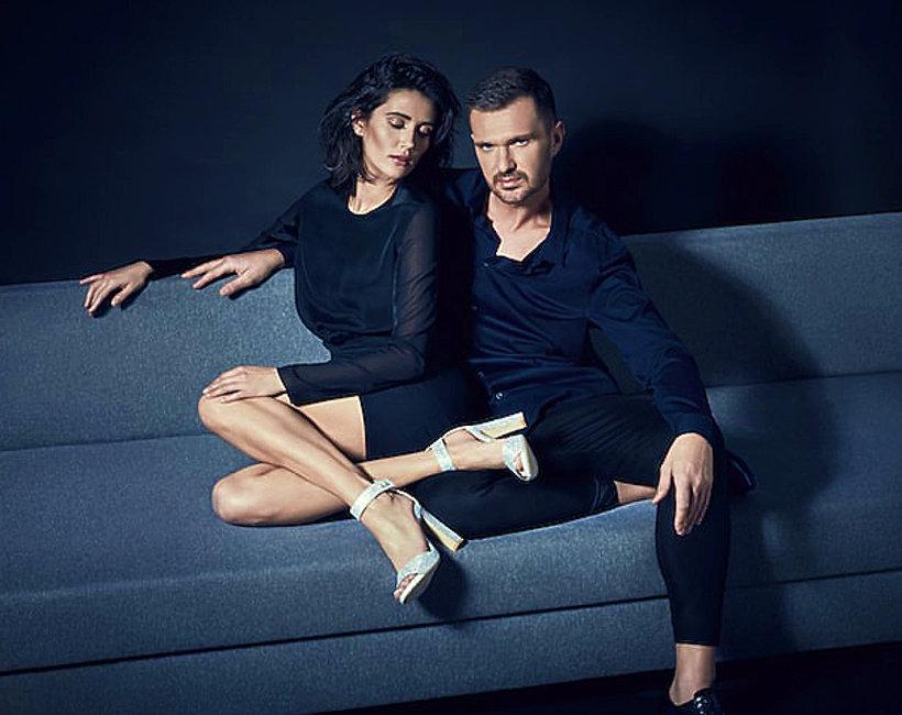 Maciej Zień zaprojektował kolekcji butów dla marki Baldowski