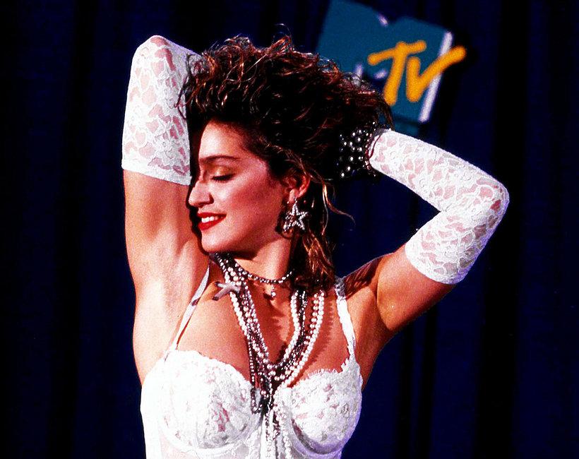 Madonna MTV Video Music Awards 2018, najbardziej niezwykłe kreacje z poprzednich lat