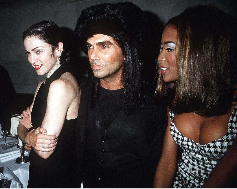 Madonna, Naomi Campbell, Steven Meisel