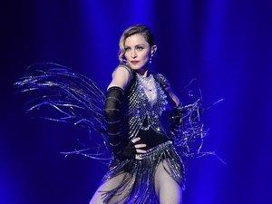 Madonna z koncertu The Rebel Heart 2015