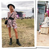 Maffashion stylizacje na Open'er Festival