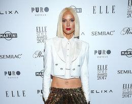 Magdalena Mielcarz na imprezie Elle Style Awards