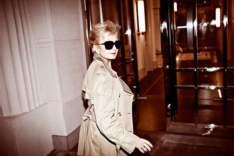 """Magdalena Zawadzka, """"Viva!"""" listopad 2012"""