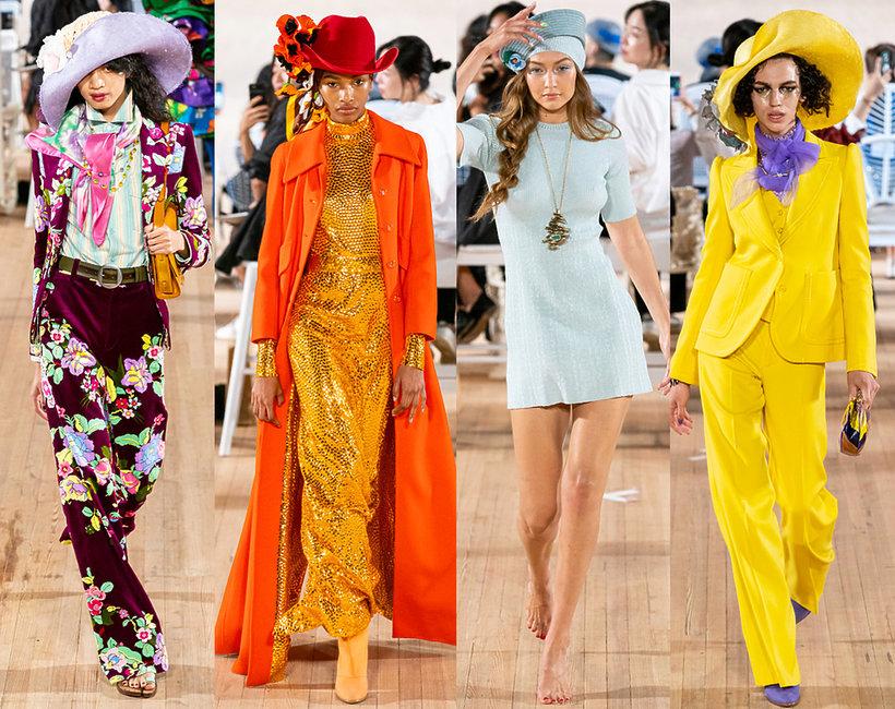 Marc Jacobs kolekcja na wiosnę 2020