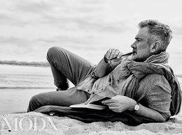 Marcin Kydryński w magazynie VIVA! MODA