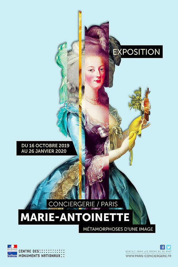 Maria Antonina Wystawa w Paryżu