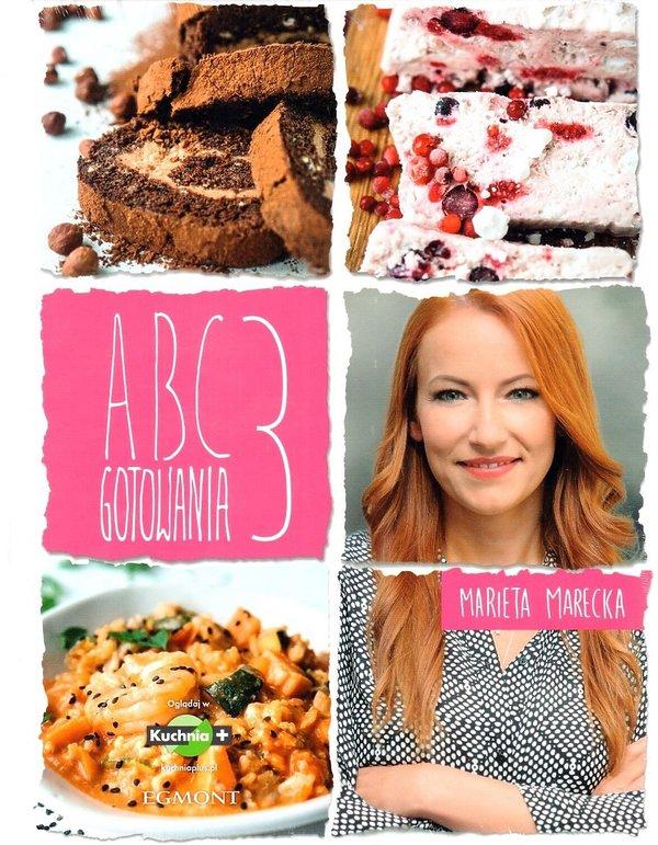 Marieta Marecka, ABC gotowania 3, Egmont