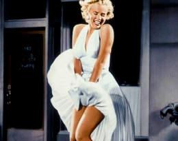 Ta sukienka pomogła Marilyn Monroe w najsłynniejszej scenie w jej karierze!