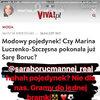 Marina Łuczenko-Szczęsna komentarz