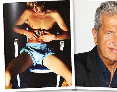 Mario Testino i Bruce Weber oskarżeni o molestowanie seksualne