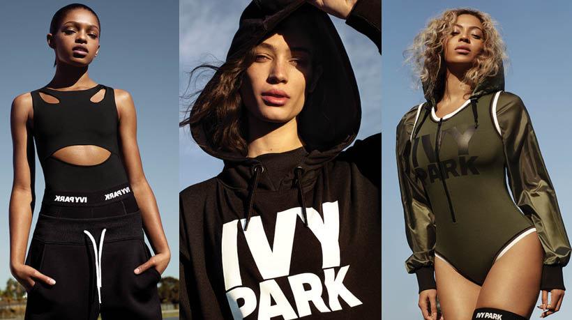 Marka Beyonce Ivy Park kolekcja na wiosnę 2017