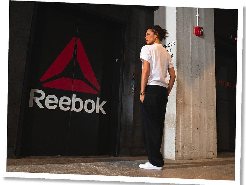Marka Reebok nawiązała współpracę z Victorią Beckham