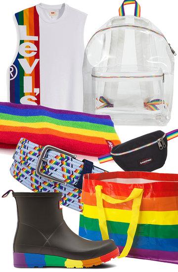 Marki modowe wspierają Paradę Równości
