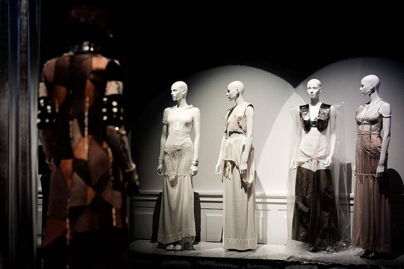 Martin Margiela wystawa w Paryżu