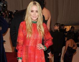 Mary-Kate Olsen w sukni vintage od Givenchy