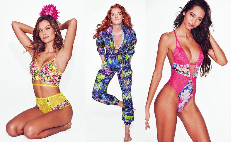 Mary Katrantzou stworzyła specjalną kolekcję dla Victoria's Secret