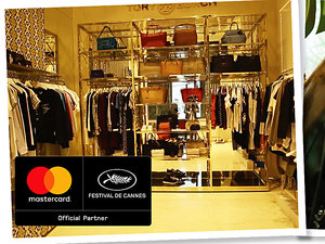 Mastercard w Cannes